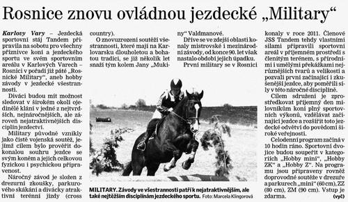 Karlovarský deník, 16.8.2013