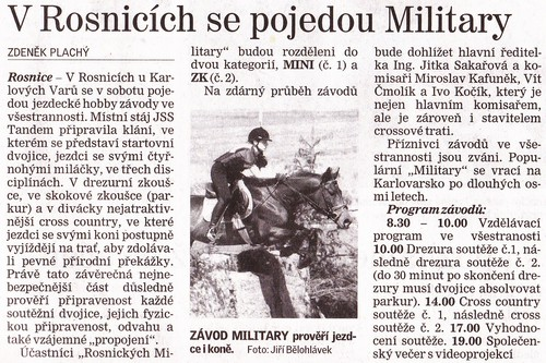 Karlovarský deník, 24.8.2011