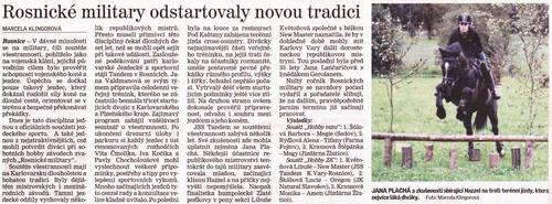 Karlovarský deník, 31.8.2011