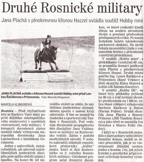 Karlovarský deník, 25.4.2012